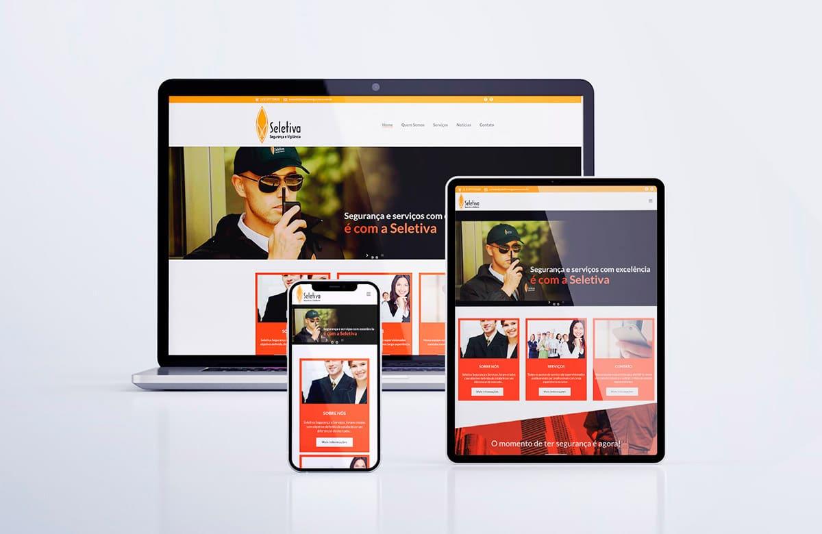 site empresa de seguranca